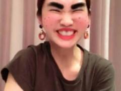 杨丞琳直播大玩变脸特效 李荣浩回复调侃狂秀恩爱
