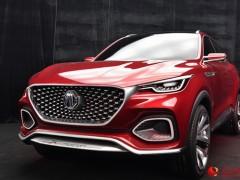 """感受中国汽车设计的""""感性之美""""名爵X-motionConcep"""