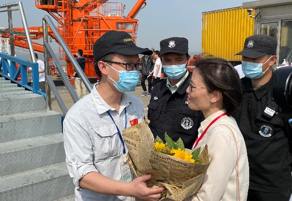 急救、治疗、防疫、种菜……上海医生在南极长城站的540天